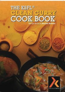 KSFL Clean Curry Cook Book Image